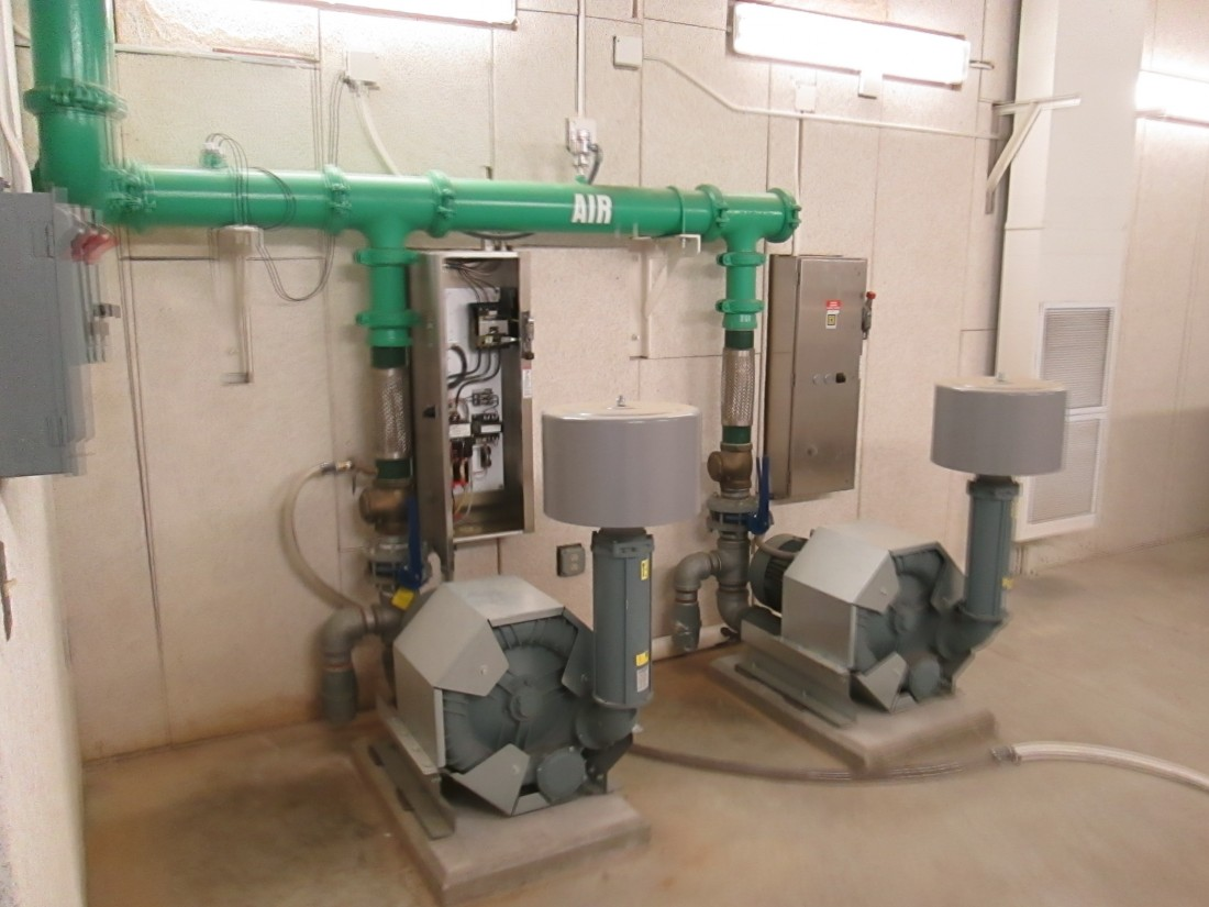 Taylor Water Pump Installation