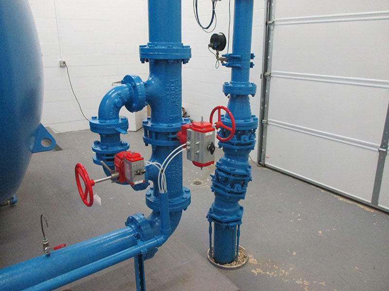 Walled Lake Water Treatment Systems