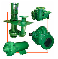 Wastewater Treatment Systems Ann Arbor MI - Fluid Handling Equipment | JETT Pump & Valve - deming_pumps